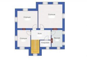 план дома Щелково