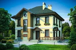 строительство дома в Щелково